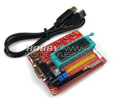 MINI sistema PIC Development Board + Chip pic16f877 pic16f877a + Cavo USB