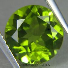 3 MM Round Cut Peridot All Natural Without Treatment 8 PC SET