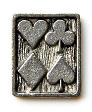 Full Deck Lapel Pin