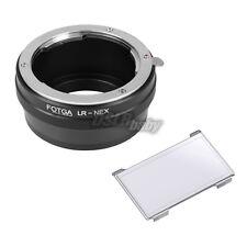 Fotga Leica R Lens to Sony NEX7 NEX3 NEX5 NEX-5N NEX-C3 NEX-VG10 E-Mount Adapter