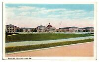 Shorter College, Rome, GA Postcard *261