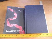Twilight Eclipse Stephenie Meyer true 1st edition 1st print HBDJ Book 2007