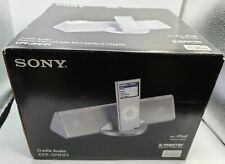 Sony Remote Control for CPF-iP001 iPod Docking Station (RM-ANU009)