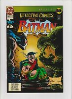 Detective Comics #660 NM- 9.2 DC Batman,Knightfall pt.4,Bane; $4 Flat-Rate Ship!