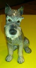 Goebel Hund Schnauzer Foxterrier um 1979