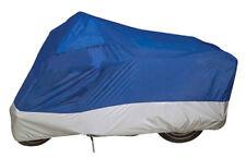 DOWCO 2007-2008 Moto Guzzi California Vintage COVER ULTRALITE M BLUE 26010-01