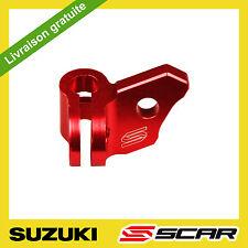 GUIDE CABLE D'EMBRAYAGE SUZUKI RMZ 450 RM-Z RM-Z450 ROUGE SCAR