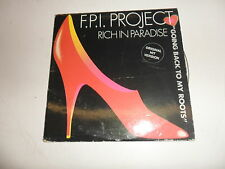 CD F.P.I. Project – rich in paradise