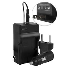 NB-6L & SLB-10A / 11A Rapid Travel Battery Charger for Canon & Samsung