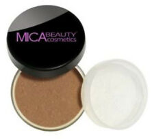 Mica Beauty  Mineral Makeup Foundation Mf-6 Cream Carmel 9gr. +Itay Travel Size