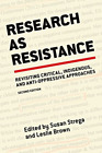 Brown Leslie-Research As Resistance 2Nd /E (US IMPORT) BOOK NEU for sale