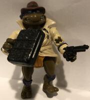Vintage Teenage Mutant Ninja Turtle UNDERCOVER Donatello Detective Action Figure