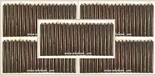 """Lot of 100 Chime Spell Candles: Black, Mini 4"""" (NEW) Pagan, Wicca Altar, Ritual"""