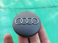 96-01 Audi A4 Allroad Factory OEM Gray Wheel Center Cap 4B0 601 170 rim hub