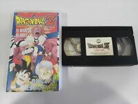 DRAGON BALL Z EL REGRESO DE BROLY LAS PELICULAS VHS CINTA ANIME MANGA CASTELLANO