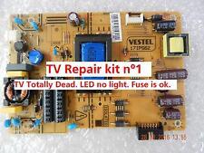 "Vestel 17IPS62 Kit 1 de reparación . TV LED OKI, Toshiba, JVC, Nevir de 22 a 32"""
