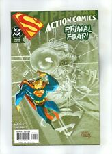 ACTION COMICS No 799 Superman in THE CAGE!  Primal Fear!