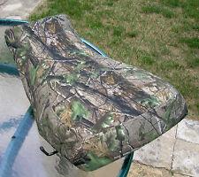 POLARIS SPORTSMAN  570  camo seat cover 1/4 FOAM SEWN IN COVER