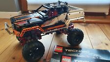 Lego Technik 9398 4x4 Offroader, ferngesteuertes Auto **TOP Zustand**