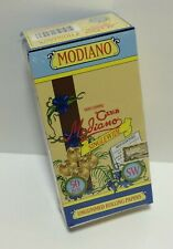 SEALED BOX CLUB MODIANO ROLLING PAPERS SINGLE WIDE UNGUMMED 50 PKS/ 50 LEAVES EA