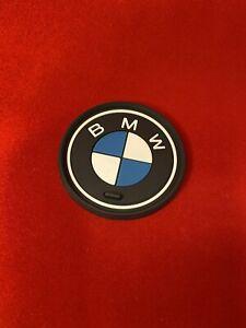 BMW Logo Cup Holder Coaster Insert - 2 Pack