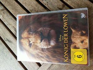 Walt Disney Der König der Löwen (DVD) Neuverfilmung