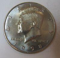 1998-D John F Kennedy Clad Half Dollar Choice BU Condition From Mint Set  DUTCH