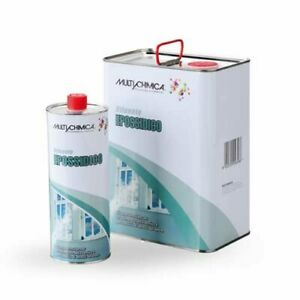 Diluente Epossidico Multichimica per vernici e pulizia LT 1