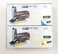 LD Laser Toner Cartridge Cyan TN336C & Yellow TN336Y for Brother Printer
