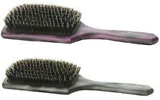 SPORNETTE PADDLE HYPNOTIQUE 100% Boar Bristles Hair Brush  --  FREE SHIPPING