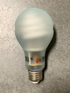 GE Energy Smart 75 W Replacement Soft White Spiral Light Bulb   ONE 20W Bulb