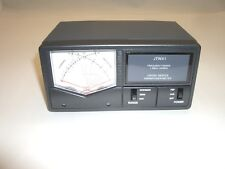JETSTREAM JTWX1 1.8-160MHz 30/300/3000W HF/VHF CROSS NEEDLE SWR POWER WATT METER
