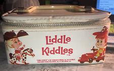 "Liddle Kiddles 1965 Small Carry Case, Mattel (6"" x 4"")"