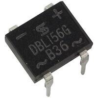 10 TAIWAN DBL156G Brückengleichrichter DIP 1,5A 560V 800V Gleichrichter 856853