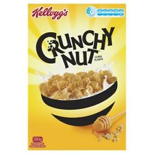 Kellogg's Crunchy Nut Corn Flakes Breakfast Cereal 380g