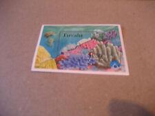TUVALU  1998 Coral Reef Life  SOUVENIR SHEET