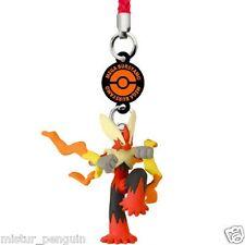Pokemon XY MEGA BLAZIKEN Cell Phone Strap Figure Tomy Nintendo Netsuke DX02 Y