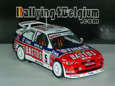 1/43 IXO Ford Escort Cosworth #5 Bastos Rally du Condroz 1995 Duez RICH008