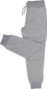 More Mile Fleece Boys Joggers - Grey