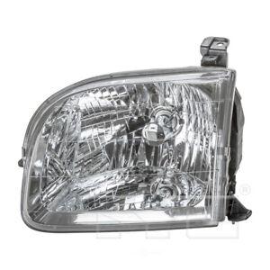 Headlight Assembly Left TYC 20-6178-00