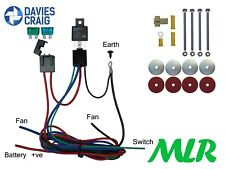 DAVIES CRAIG UNIVERSAL COOLING FAN THERMATIC WIRING HARNESS FITTING KIT BKH