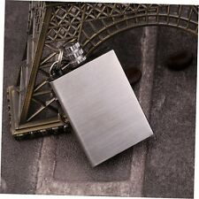 Survival Camping Emergency Fire Starter Flint Match Lighter Key Chain Square N1