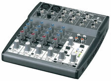 Front of House (FOH) Pro Audio Mixers ADAT Lightpipe In