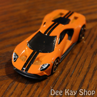 '17 Ford GT (Orange) - Multipack Exclusive - Hot Wheels Basic Loose (2020)