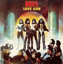 Kiss LOVE GUN 6th Album 180g MERCURY RECORDS New Sealed Vinyl Record LP