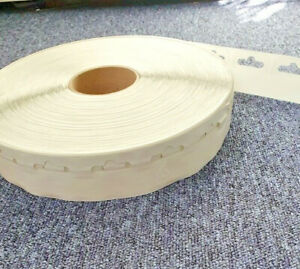 1 Roll 3000 Euro Hang Tabs/Tags Sticky/Adhesive 5cm x 5cm