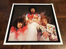 Jimi Hendrix Experience Print