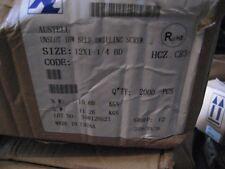 12X1-1/4 Bulk Hwh Self Drilling Screw 1500Pcs(Aa8074-1)