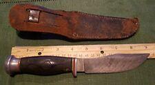 1930-40's CASE XX SPORTSMAN HUNTING & KNIFE W/ORIGINAL SHEATH