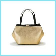 VERSACE Gold & Black Shopper / Tote Bag - NEW